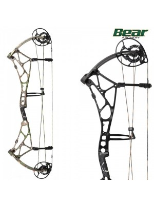 Лук блочный Bear Archery  Arena 34 Realtree X-tra Green