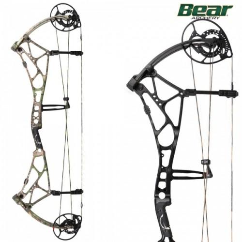 Лук блочный Bear Archery  Arena 34 Realtree X-tra Green